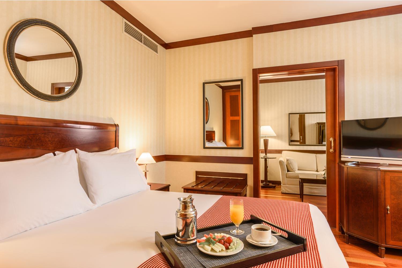 Eurostars Gran Hotel Santiago****